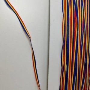 panglica tricolor subtire