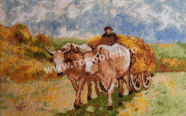 Carul cu boi 1
