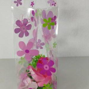 cutie floricica roz 2