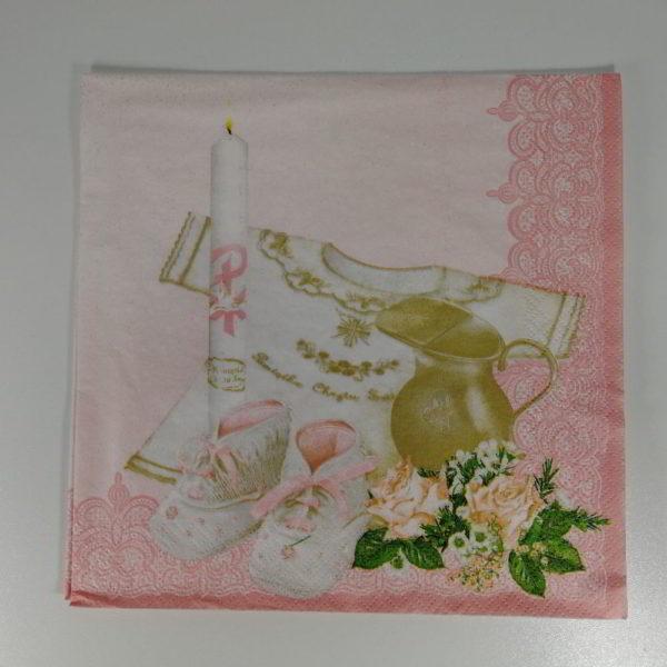 servetel botez roz