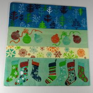 servetel decoratii craciun