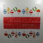servetel globuri multicolore 1