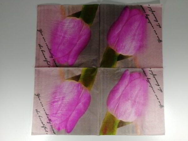 servetel lalea roz 1