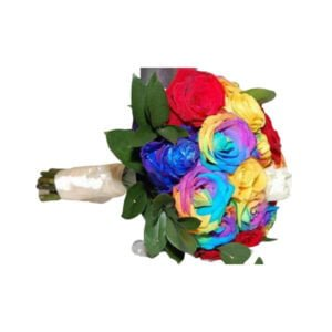 buchet multicolor