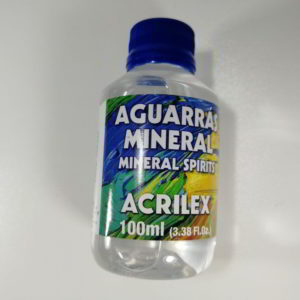 mineral spirts
