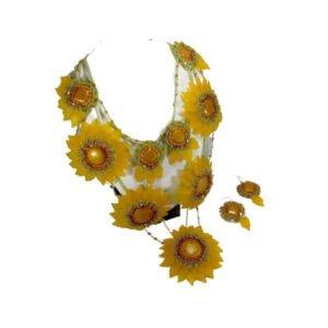 set floare galbena 2